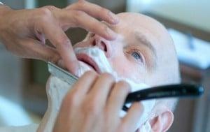 wet shaving training